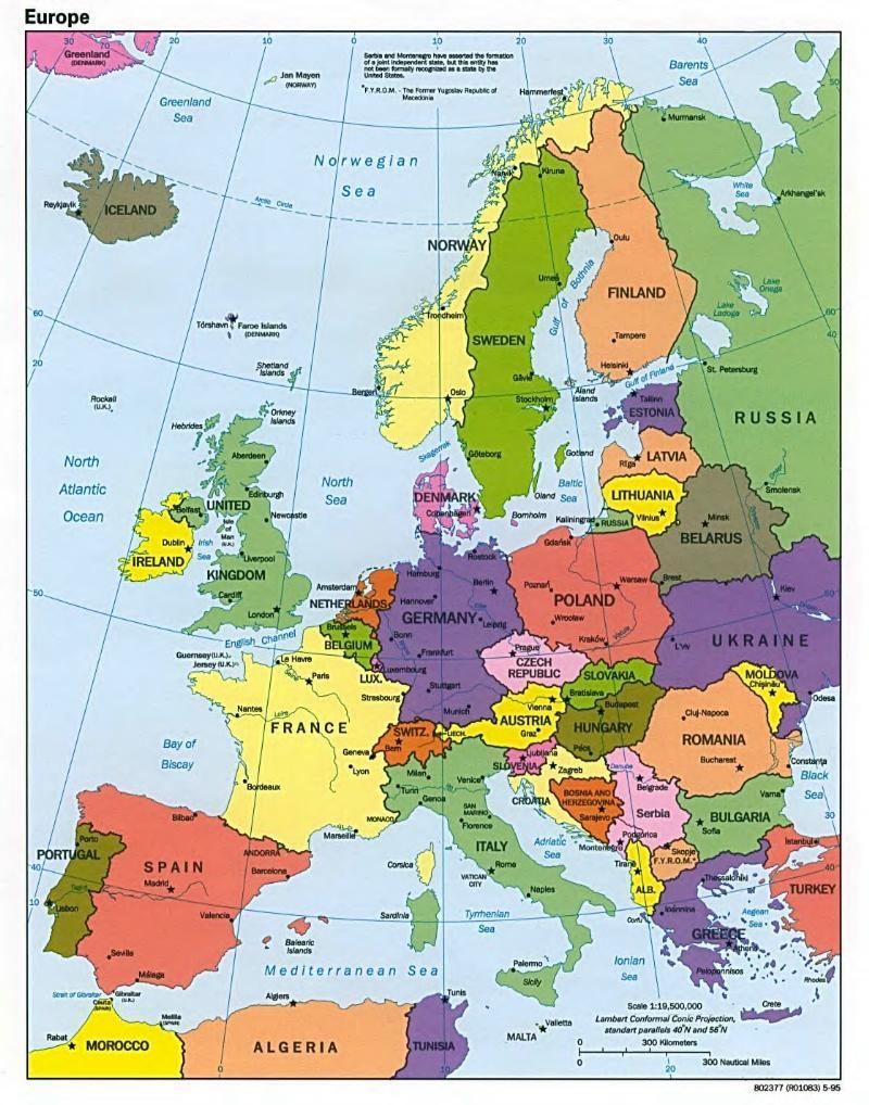 North Sea Europe Map.Mapofmap1 Page 3